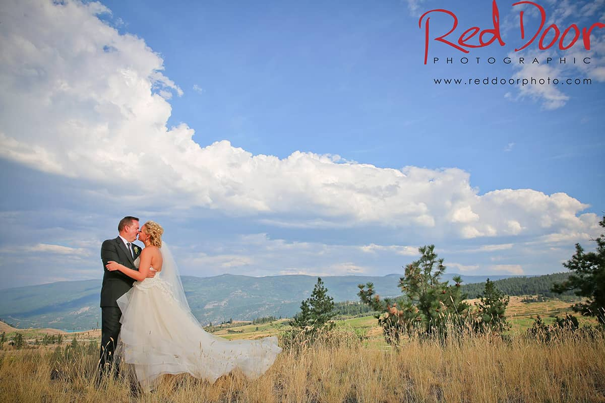 wedding photographer North Okanagan